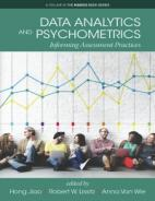 Data Analytics and Psychometrics: Informing Assessment Practices Paperback