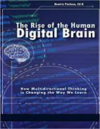 The Rise of the Human Digital Brain Hardcover