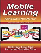 Mobile Learning: Perspectives on Practice and Policy Hardcover