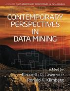 Contemporary Perspectives in Data Mining Hardcover