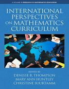 International Perspectives on Mathematics Curriculum Hardcover