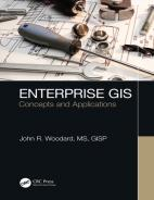 Enterprise GIS Concepts and Applications Hardcover