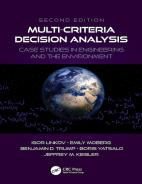 Multi-Criteria Decision Analysis Case Studies in Engineering and the Environment Hardcover