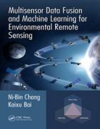 Multisensor Data Fusion and Machine Learning for Environmental Remote Sensing Hardcover