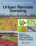 Urban Remote Sensing Hardcover